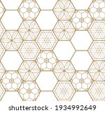 japanese seamless pattern with... | Shutterstock .eps vector #1934992649