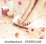 summer background. beautiful... | Shutterstock . vector #193501160