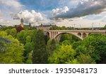 Adolphe Bridge In Luxembourg ...