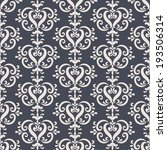 damask beautiful backgrounds ... | Shutterstock .eps vector #193506314