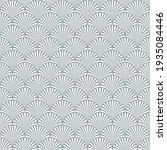 vector art deco seamless...   Shutterstock .eps vector #1935084446