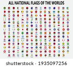 all national flags of the world ... | Shutterstock .eps vector #1935097256