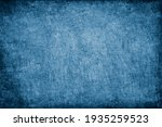 Blue Painted Grunge Texture...