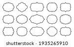vintage product label set.... | Shutterstock .eps vector #1935265910
