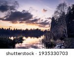 Lost Lagoon In Vancouver  Bc At ...