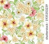 abstract elegance seamless...   Shutterstock . vector #1935353239