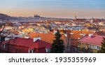 Panoramic View Of The City Of...