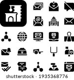post collection vector icons...