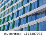 Modern Quadratic Building...