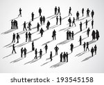 vector of  business people in...