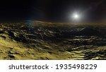 Super Earth Planet  Realistic...