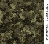 Texture Military Olive And...