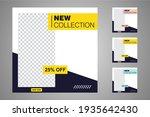 new set of editable minimal...   Shutterstock .eps vector #1935642430