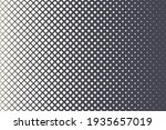 rhombus halftone pattern vector ...   Shutterstock .eps vector #1935657019