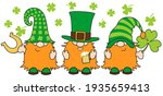 St. Patrick's Day Gnomes With...