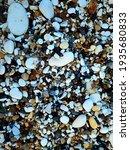 Scarborough Beach. Pebbles...