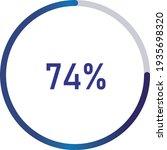 circle percentage diagrams ... | Shutterstock .eps vector #1935698320
