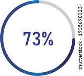 circle percentage diagrams ... | Shutterstock .eps vector #1935698323