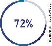 circle percentage diagrams ... | Shutterstock .eps vector #1935698326