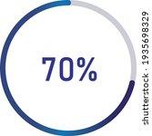 circle percentage diagrams ... | Shutterstock .eps vector #1935698329