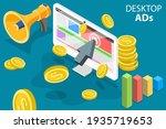 3d isometric flat vector... | Shutterstock .eps vector #1935719653