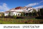 The potala palace former residence Dalai Lama in Lhasa,Tibet