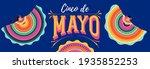 cinco de mayo   may 5  federal... | Shutterstock .eps vector #1935852253