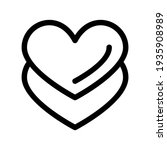 lovely icon or logo isolated... | Shutterstock .eps vector #1935908989