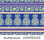 traditional asian pattern with... | Shutterstock .eps vector #1935955153