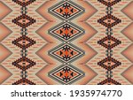 ethnic abstract triangle...   Shutterstock .eps vector #1935974770