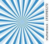 blue sky ray burst style...   Shutterstock .eps vector #1935985270