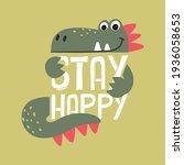 graphic tee design for kids... | Shutterstock .eps vector #1936058653