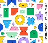 seamless pattern with cute... | Shutterstock .eps vector #1936075000