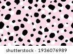 abstract modern leopard... | Shutterstock .eps vector #1936076989