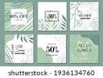 design backgrounds for social...   Shutterstock .eps vector #1936134760