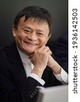 Alibaba Group Founder And...