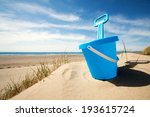 Childs Bucket And Spade Or San...