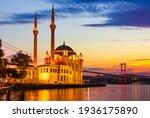 The Bosphorus Bridge At Sunrise ...