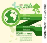save the world   Shutterstock .eps vector #193620500