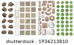 Vector Set For Landscape Design....