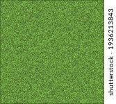 vector pattern. grass. top view.... | Shutterstock .eps vector #1936213843