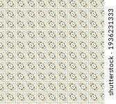 Bold Seamless Pattern Of Yellow ...