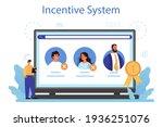 personnel screening online...   Shutterstock .eps vector #1936251076