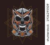 artwork illustration and... | Shutterstock .eps vector #1936295509