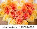 Orange And Yellow Roses...
