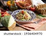 vegan vegetable salad of...