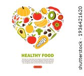 baner  flyer with products ...   Shutterstock .eps vector #1936421620