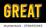 great design typography for...   Shutterstock .eps vector #1936431463