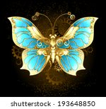 Steampunk Mechanical Butterfly...
