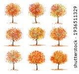 Big Set Of Autumn Inspired...